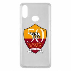 Чохол для Samsung A10s Calcio Femminile Roma