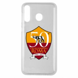 Чохол для Samsung M30 Calcio Femminile Roma