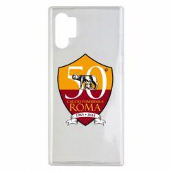 Чохол для Samsung Note 10 Plus Calcio Femminile Roma