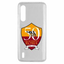 Чохол для Xiaomi Mi9 Lite Calcio Femminile Roma