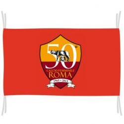 Прапор Calcio Femminile Roma