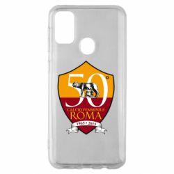Чохол для Samsung M30s Calcio Femminile Roma