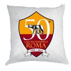Подушка Calcio Femminile Roma