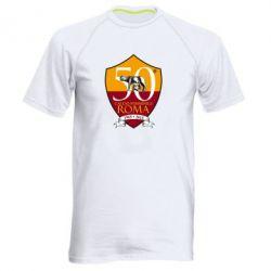 Чоловіча спортивна футболка Calcio Femminile Roma