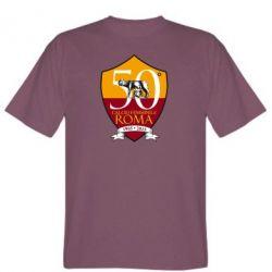 Чоловіча футболка Calcio Femminile Roma