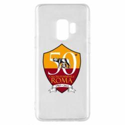 Чохол для Samsung S9 Calcio Femminile Roma