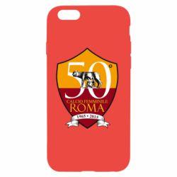 Чохол для iPhone 6/6S Calcio Femminile Roma