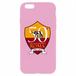 Чохол для iPhone 6 Plus/6S Plus Calcio Femminile Roma