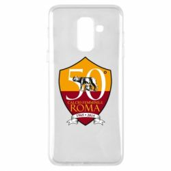 Чохол для Samsung A6+ 2018 Calcio Femminile Roma