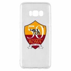Чохол для Samsung S8 Calcio Femminile Roma