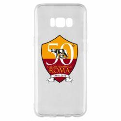 Чохол для Samsung S8+ Calcio Femminile Roma