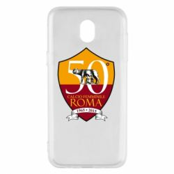 Чохол для Samsung J5 2017 Calcio Femminile Roma