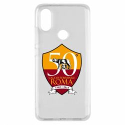 Чохол для Xiaomi Mi A2 Calcio Femminile Roma