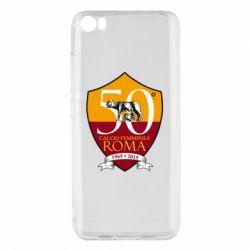 Чохол для Xiaomi Mi5/Mi5 Pro Calcio Femminile Roma