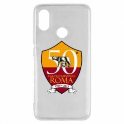 Чохол для Xiaomi Mi8 Calcio Femminile Roma