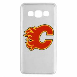 Чехол для Samsung A3 2015 Calgary Flames - FatLine