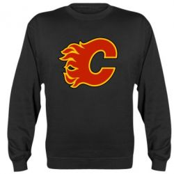 Реглан (свитшот) Calgary Flames - FatLine
