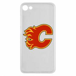 Чехол для Meizu U10 Calgary Flames - FatLine