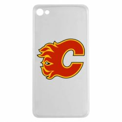 Чехол для Meizu U20 Calgary Flames - FatLine