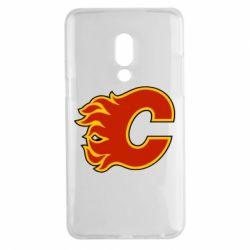 Чехол для Meizu 15 Plus Calgary Flames - FatLine