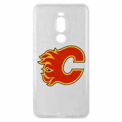 Чехол для Meizu Note 8 Calgary Flames - FatLine