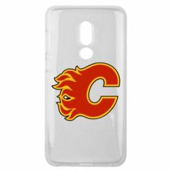 Чехол для Meizu V8 Calgary Flames - FatLine