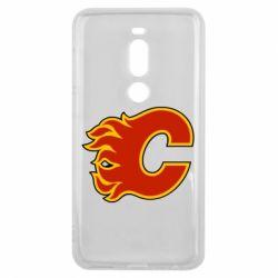 Чехол для Meizu V8 Pro Calgary Flames - FatLine