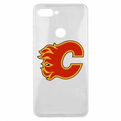 Чехол для Xiaomi Mi8 Lite Calgary Flames - FatLine