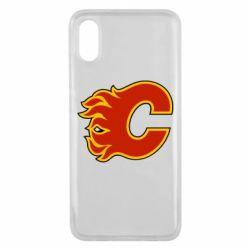 Чехол для Xiaomi Mi8 Pro Calgary Flames - FatLine