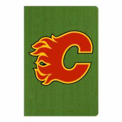 Блокнот А5 Calgary Flames - FatLine