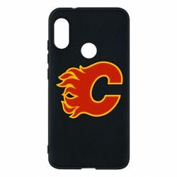 Чехол для Mi A2 Lite Calgary Flames - FatLine