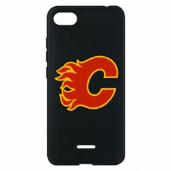 Чехол для Xiaomi Redmi 6A Calgary Flames - FatLine