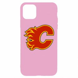 Чехол для iPhone 11 Calgary Flames
