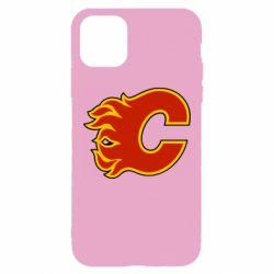 Чехол для iPhone 11 Pro Max Calgary Flames