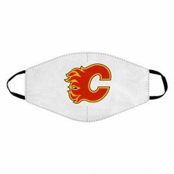 Маска для лица Calgary Flames