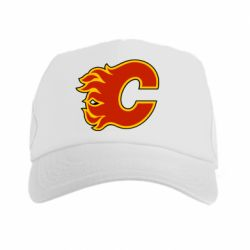 Кепка-тракер Calgary Flames - FatLine
