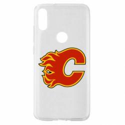 Чехол для Xiaomi Mi Play Calgary Flames