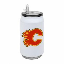 Термобанка 350ml Calgary Flames