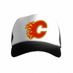 Детская кепка-тракер Calgary Flames