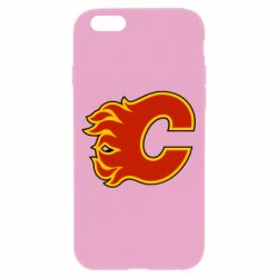 Чехол для iPhone 6/6S Calgary Flames - FatLine