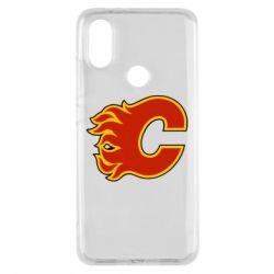 Чехол для Xiaomi Mi A2 Calgary Flames - FatLine