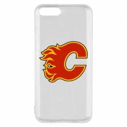 Чехол для Xiaomi Mi6 Calgary Flames - FatLine