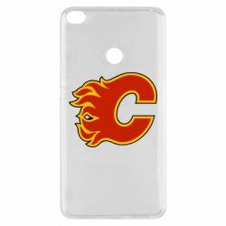Чехол для Xiaomi Mi Max 2 Calgary Flames - FatLine