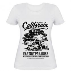 Жіноча футболка California Beach