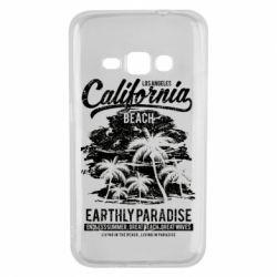 Чохол для Samsung J1 2016 California Beach