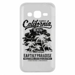 Чохол для Samsung J2 2015 California Beach