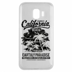 Чохол для Samsung J2 2018 California Beach