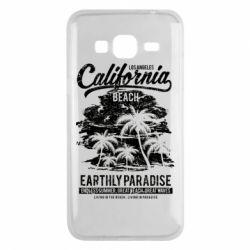 Чохол для Samsung J3 2016 California Beach