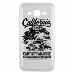 Чохол для Samsung J5 2015 California Beach