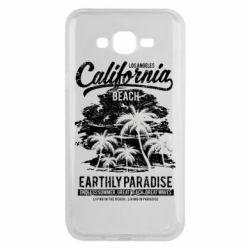 Чохол для Samsung J7 2015 California Beach